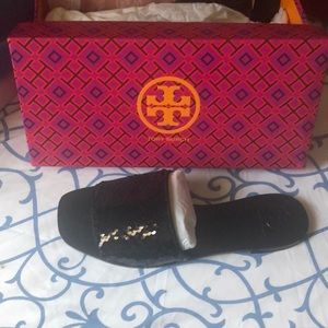 Tory Burch slides (new)